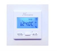 N-COMFORT TD Программируемый термостат с датчиком температуры воздуха и пола +5/+50С, 230V, 16A , 3,6 КВт