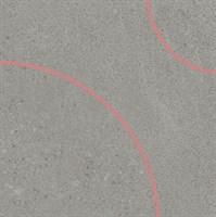 SBD057/SG9356 Декор Матрикс серый 30x30x8