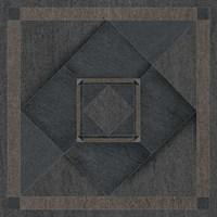 DL841900R/D Декор Базальто обрезной 80x80x11