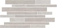 SBM009/SG4583 Декор Ламелла серый светлый мозаичный 50,2x25x9,5