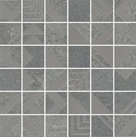 SBM012/DD2042 Декор Про Нордик серый мозаичный 30x30x11