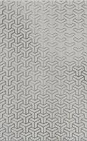 HGD/B371/6398 Декор Ломбардиа серый 25x40x8