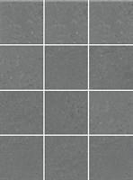 1321H Матрикс серый тёмный, полотно 29,8х39,8 из 12 частей 9,8х9,8 9,8x9,8x7