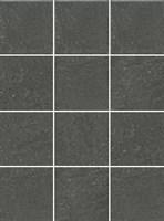 1322H Матрикс антрацит, полотно 29,8х39,8 из 12 частей 9,8х9,8 9,8x9,8x7