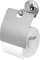 5586 Держатель для туалетной бумаги закрытый Aquanet, хром (187053)