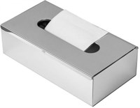 8093 Контейнер для бумажных салфеток Aquanet, хром (187085)