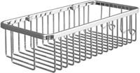 8151 Полка для ванной 32см Aquanet, хром (199902)