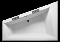 BA90 Ванна DOPPIO 180х130 R