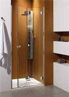 Душевые двери Carena DWB/R типа Bi-fold арт. 34582-01-01NR прозрачное