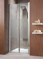 Двустворчатые распашные душевые двери EOS DWD 120 арт.37773-01-12N