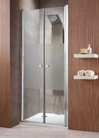 Двустворчатые распашные душевые двери EOS DWD 80 арт. 37713-01-12N