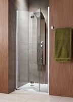 Одностворчатые душевые двери EOS DWB 90/L арт. 37803-01-01NL