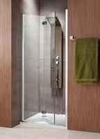 Одностворчатые душевые двери EOS DWB 90/L арт. 37803-01-12NL