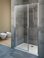 Одностворчатые распашные душевые двери EOS DWS 120R арт. 37992-01-01NR