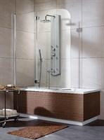 Шторки для ванны EOS PNJ 130/L арт. 205202-101L