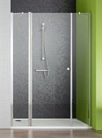 Одностворчатые распашные душевые двери EOS II DWS 140/L арт. 3799456-01L