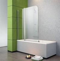 Шторки для ванны EOS II 110/R арт. 206211-01R