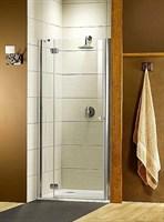 Душевые двери  распашные Torrenta DWJ 110/L арт. 31940-01-05N графит