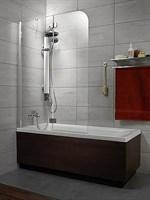 Шторки для ванны Torrenta PND/R арт. 201202-105NR графит