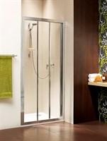 Раздвижные душевые двери Treviso DW 80 арт.32313-01-08N коричневое