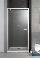 Одностворчатая дверь Twist DWJ 100 аот.382003-01 прозрачное