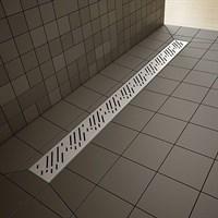 Линейный трап 5L055B  длина550 арт.5R055R( 5r055x)