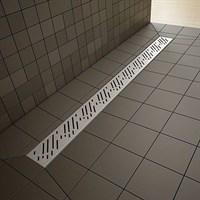 Линейный трап 5L115B  длина1150 арт.5R115R
