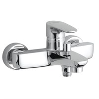47CR111LMKM Parallel смеситель для ванны без акс., хром