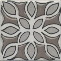 OS/A175/21052 Вставка Анвер 1 серый 4,85x4,85x6,9