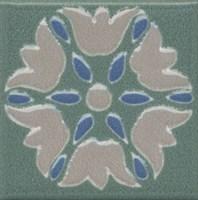OS/B178/21052 Вставка Анвер 8 зеленый 4,85x4,85x6,9