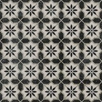 VT/A294/SG1544N Декор Фреджио 1 черно-белый 20x20x8