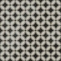 VT/A295/SG1544N Декор Фреджио 2 черно-белый 20x20x8