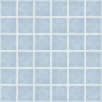 MM5250 Декор Авеллино голубой полотно 30,1х30,1х7 - фото 22105
