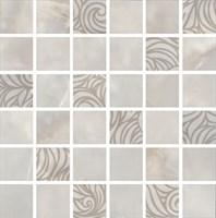 MM11101 Декор Вирджилиано мозаичный 30х30х9 - фото 22151