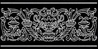 STG/B509/16005 Декор Авеллино 7,4х15х6,9 - фото 24251