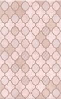 OP/B22/6333 Декор Фоскари розовый 25х40х8 - фото 30571